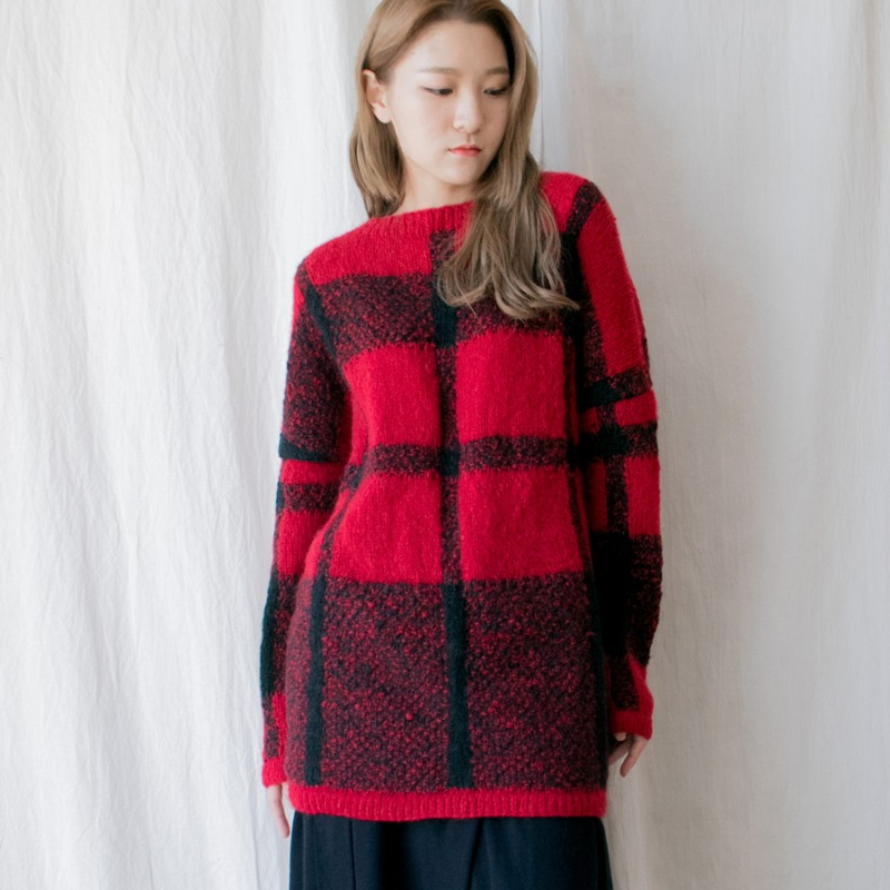 SUNRISE KNIT PULLOVER